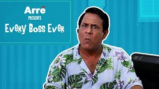 Every Boss Ever ft. Ahuja from Tathaastu