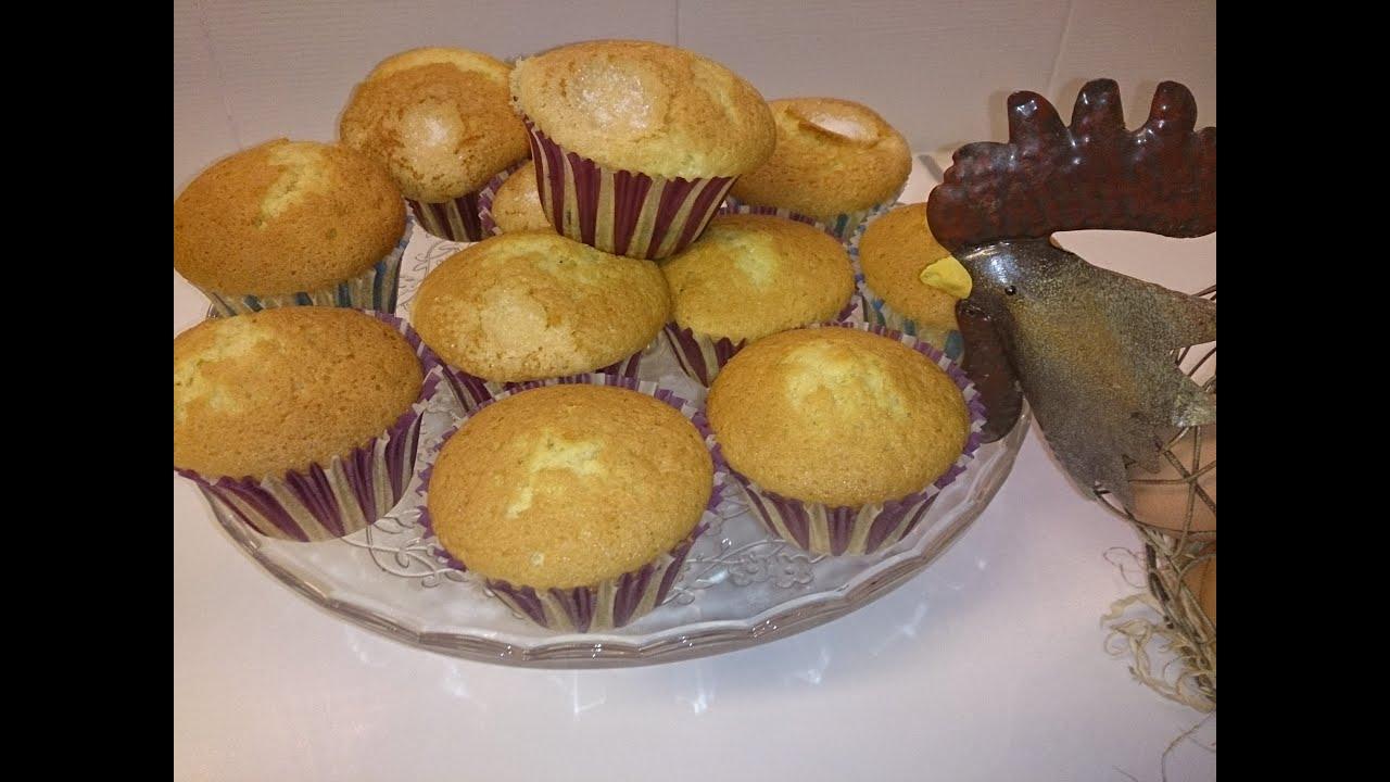 Receta De Muffins De Chocolate Rellenos