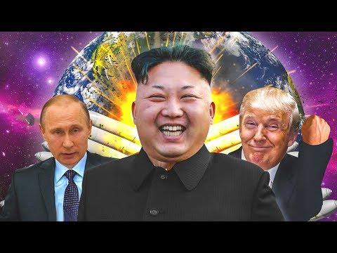 Kim Jong-un Anime Opening
