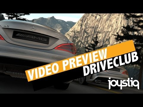 Video Preview: Driveclub