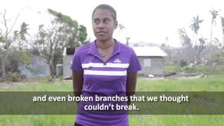 Sofie: Life after Cyclone Pam