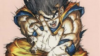 Top 50 strongest dragon ball z characters