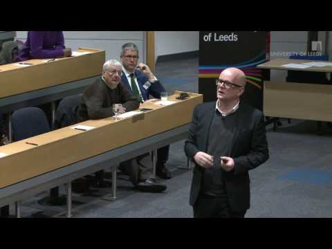 The Business Confucius Institute at the University of Leeds Annual Lecture 2016
