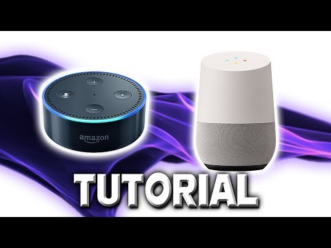Google Home skill for Alexa