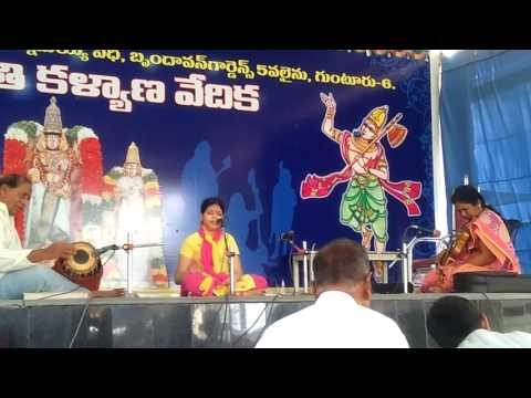 Tamil classical music in guntur