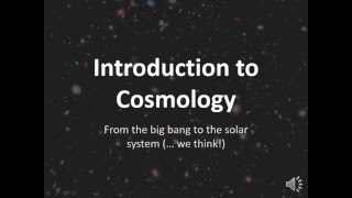 7-3 An introduction to Cosmology