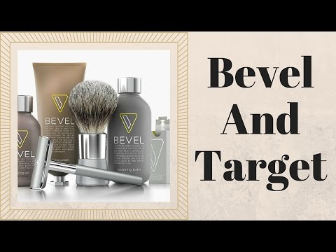 Bevel And Target - Unboxing And Demo Shave