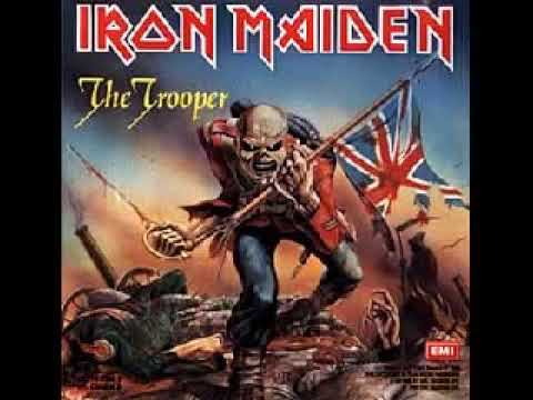The trooper - Iron Maiden