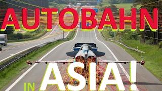 Autobahn in Asia