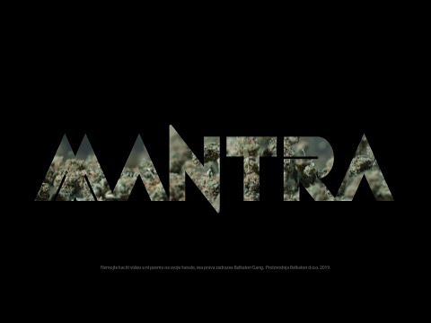 RASTA – MANTRA ( OFFICIAL VIDEO )