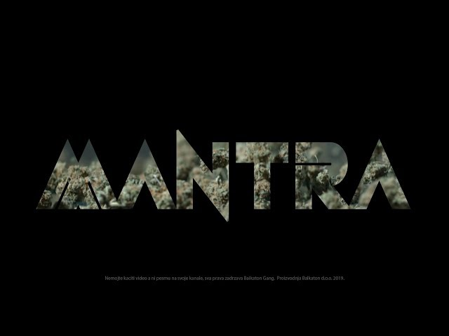 RASTA - MANTRA ( OFFICIAL VIDEO )