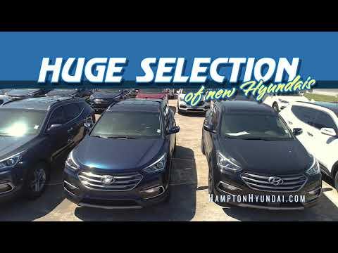 Hampton Hyundai - Why Buy - YouTube