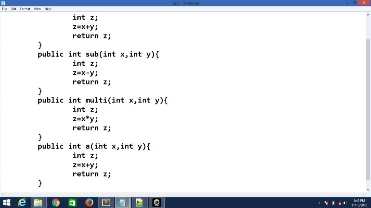 How to make a calculator in java using swing the crazy programmer.