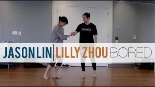 Скачать Jason Lin Lilly Zhou Bored By Billie Eilish Choreography