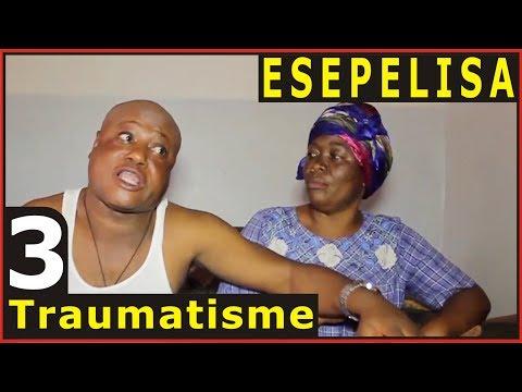Traumatisme 3 Nouveau Theatre Congolais 2017- Modero, Barcelone, LaDuchesse, Herman, Fatou Esepelisa