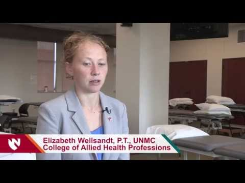 ASK UNMC! How can a physical therapist help me with an injury?