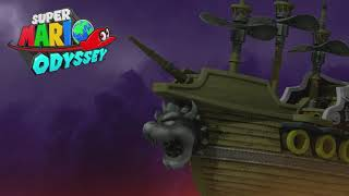 Super Mario Odyssey Music extended - Airship