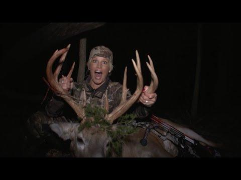 Quick Cuts - Tiffany Lakoksy, 2018 Iowa Whitetail