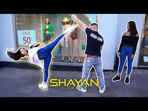Schwestern mit Skills x Fußballfan  | Shayan Garcia