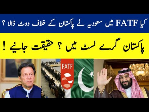 Saudi Arabia Voted Against Pakistan | & Why Pakistan is in Grey List |  Imran Khan | Amad majeed |