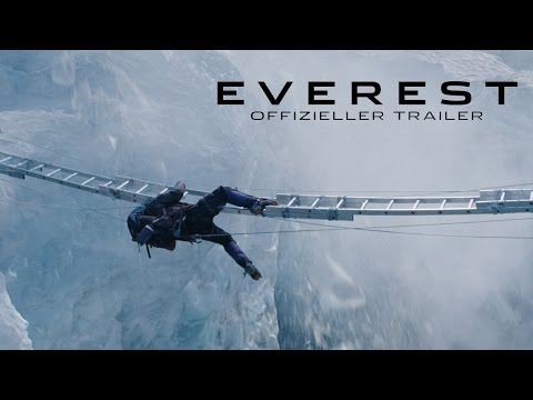 EVEREST (3D & IMAX) Offizieller Trailer [HD]