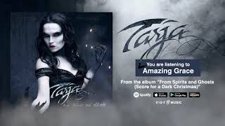 """Tarja """"Amazing Grace"""" Official Song Stream """"from Spirits and Ghosts (Score for a dark Christmas)"""