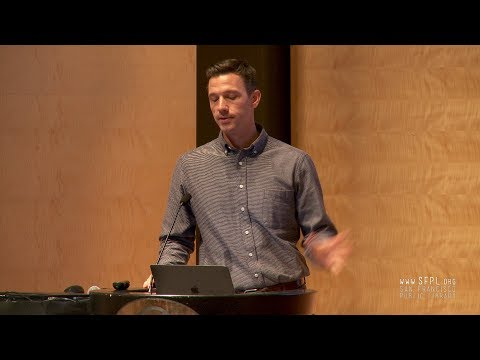 """Library UX Design"" Aaron Schmidt at the San Francisco Public Library"