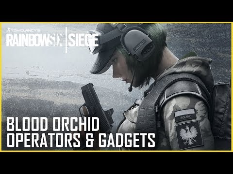 Rainbow Six Siege: Blood Orchid Operators Gameplay and Starter Tips | UbiBlog | Ubisoft [US]