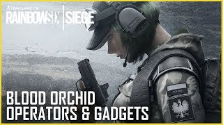 Rainbow Six Siege: Blood Orchid Operators Gameplay and Starter Tips | UbiBlog | Ubisoft [NA] thumbnail