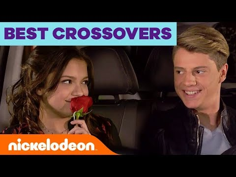 Best Henry Danger Crossover Moments Ft. The Thundermans & Game Shakers! | Nick