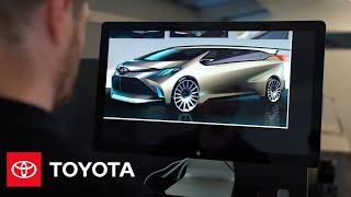 2021 Sienna - Behind the Scenes: Design | Toyota