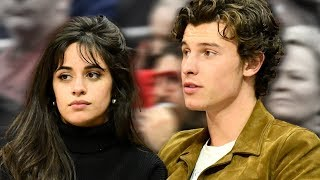 So why haven't we seen Camila Cabello and Shawn Mendes together in a while...