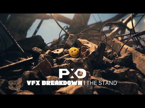 Stephen King's The Stand mini-series VFX Breakdown Reel