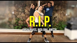 Baixar 'R.I.P.' - Sofia Reyes, Anitta, Rita Ora - Choreo: @EduardoAmorimOficial