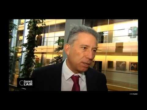 Kostas Chrysogonos France5 22.10.2014