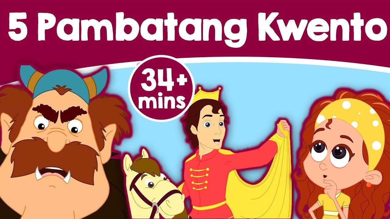 mga kwento na may aral