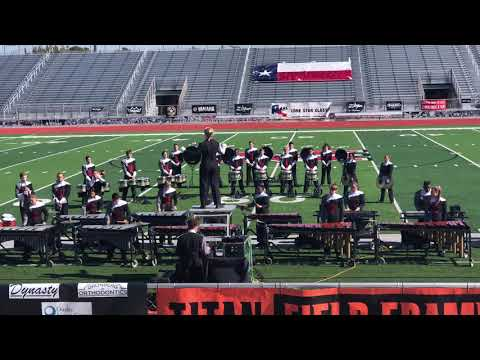 Tyler Lee Percussion - Lone Star Competition 2019