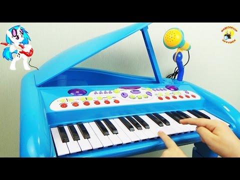 Алиэкспресс. Посылка №2. Детский микрофон / AliExpress. Making №2. Childrens microphone