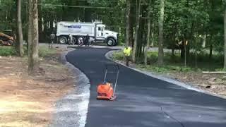 Lehighton driveway paving contractor