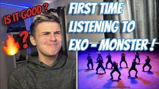 EXO 엑소 'Monster' MV - ??UK Reaction - KPOP IS AMAZING !