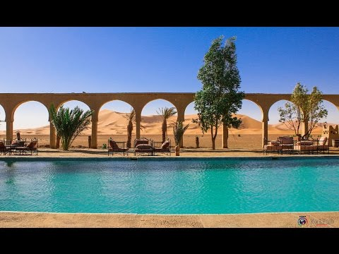 The beautiful Merzouga -Morocco-