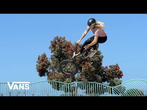 Vans BMX 2019: Welcome to the Family - Angie Marino | BMX | VANS