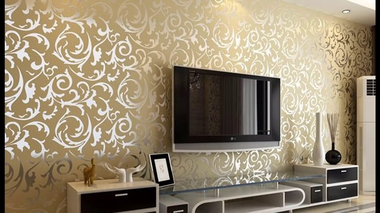 Latest Wallpaper Designs For Living Room Customized Wallpaper Latest Design Call For Details 8860100998