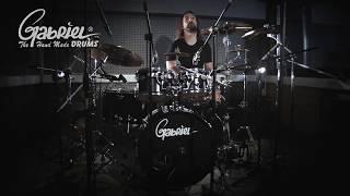 Chris Grekas -  Parabola cover - Gabriel Drums