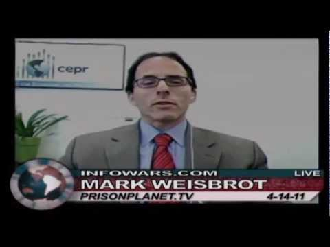 Economist Mark Weisbrot: New World Currency and The End of the Empire