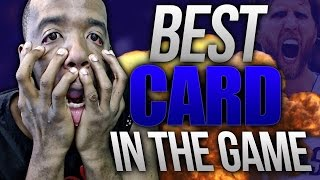 THE BEST PLAYER IN THE GAME! The German Jesus! NBA 2k16 MyTeam Gameplay! He Don