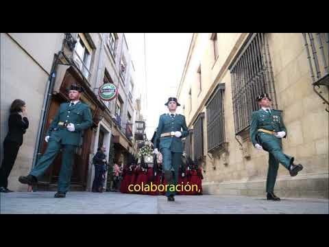 La Guardia Civil de León edita un vídeo de Semana Santa para apelar a la colaboración ciudadana