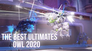 THE BEST ULTIMATES | OVERẄATCH LEAGUE 2020 | Overwatch Montage