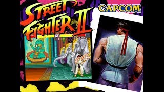 Capcom Classics Collection Vol. 1 (PlayStation 2) - Street Fighter II: The World Warrior