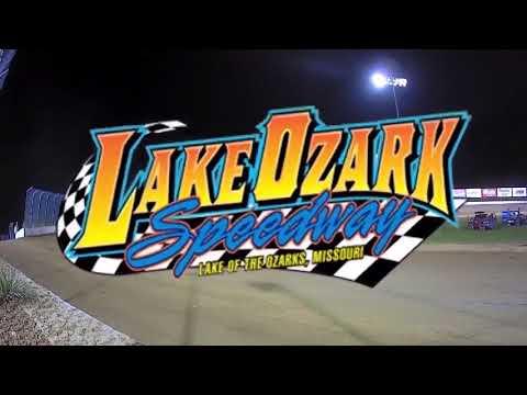 Lake Ozark Speedway Week 12 Races